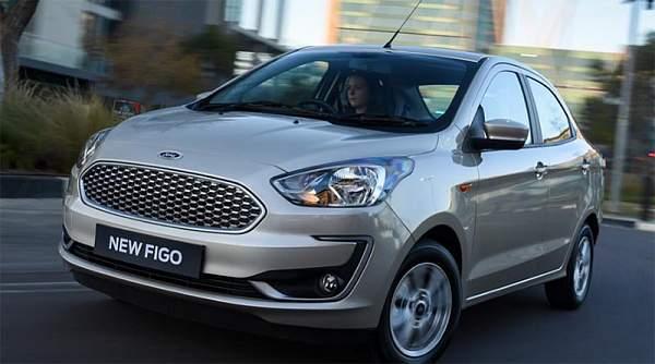 Ford обновил седан Aspire