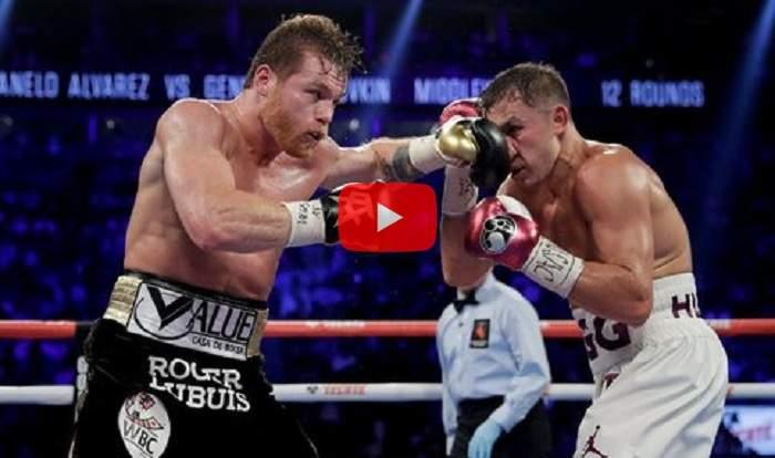 Боксеры Альварес иГоловкин готовы провести третий поединок