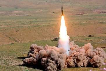 Россия впервые перебросила ракетные комплексы «Искандер-М» на учения в Киргизию