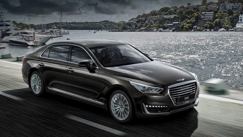 Genesis в 2018-ом году реализовал неменее тысяча авто в Российской Федерации