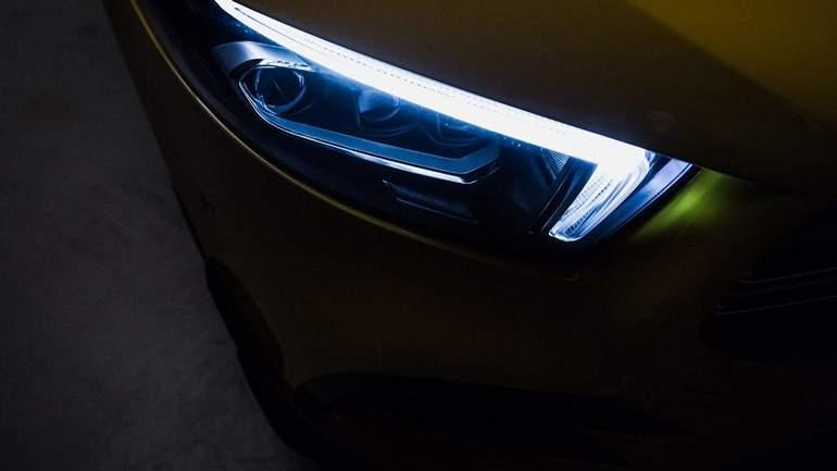 Встолице франции представят новый хэтчбек Mercedes-AMG A35