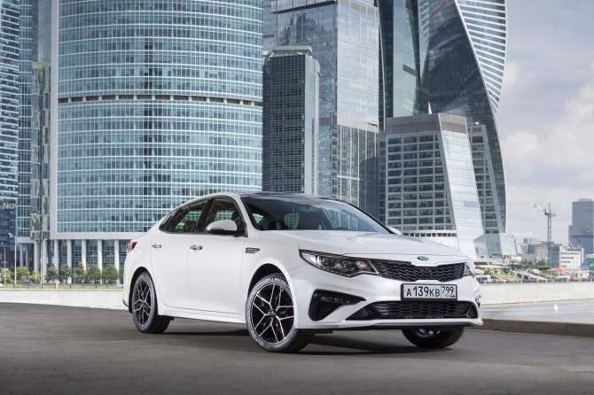 В Российской Федерации увеличились цены наавтомобили Кия Optima иSorento Prime