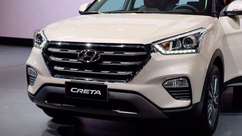 Популярность рестайлингового Hyundai Creta стремительно повышается