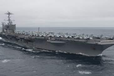В Средиземное море вошел американский авианосец «Гарри Трумэн»