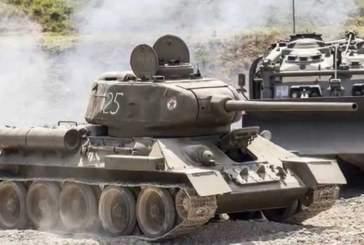 Немецкие СМИ назвали танк Т-34 «смертоносным сюрпризом» для Вермахта