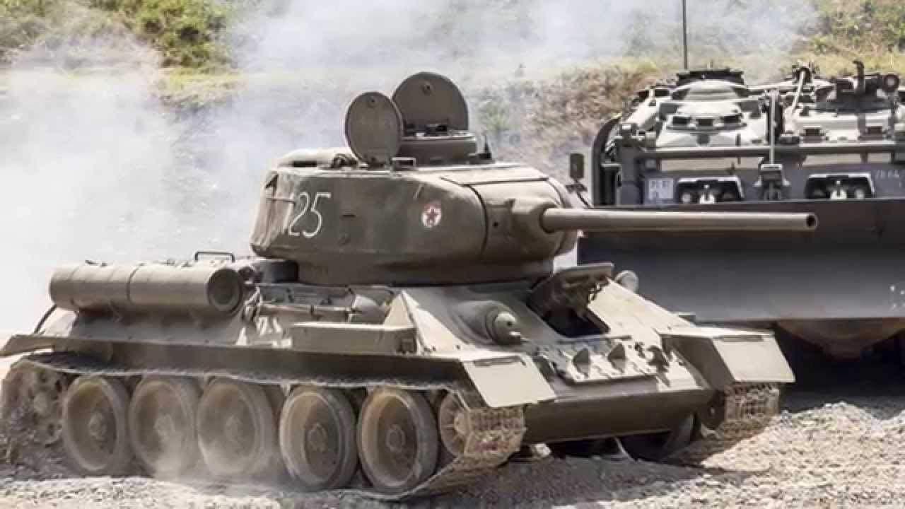 ВГермании оценили танк Т-34. «Смертоносный сюрприз!»