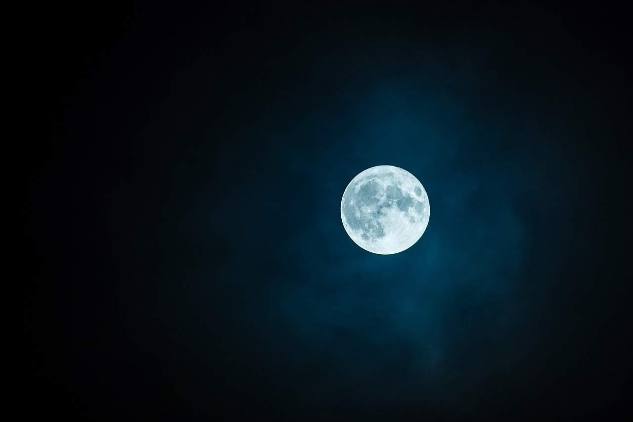 Ученые объяснили появление 'человека на Луне'