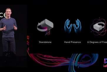 Facebook показала новый шлем виртуальной реальности Oculus Quest