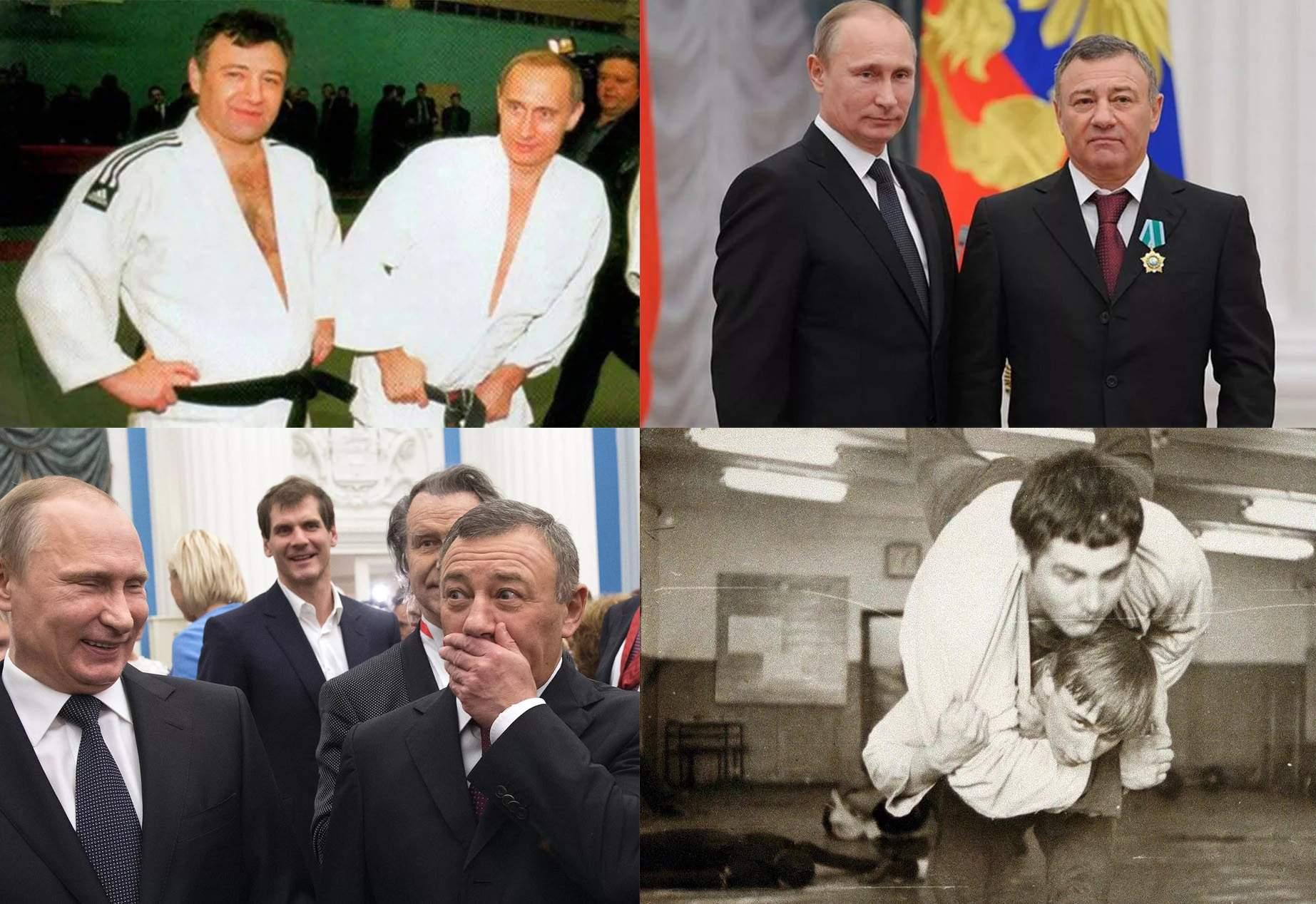 Русский  олигарх поведал о«мальчишеских забавах» сПутиным