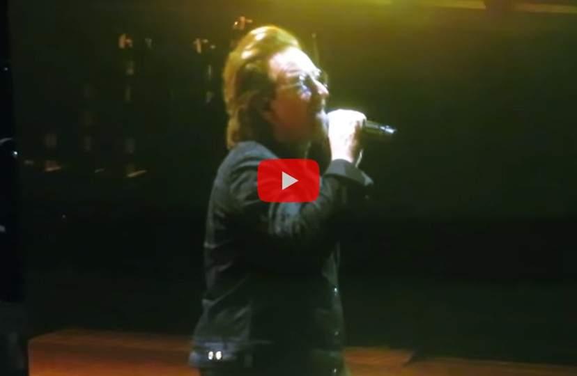 Позорный провал ирландского рокера: группа U2 экстренно отменила концерт в Берлине – видео