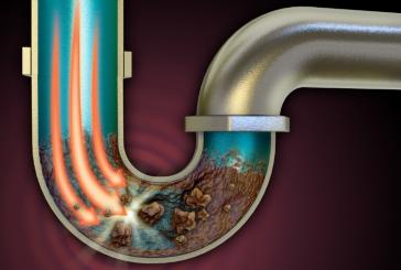 Засоры в трубах — причины и методы устранения