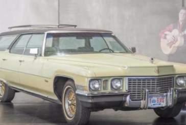 Последний Cadillac Элвиса Пресли продан на аукционе по неожиданно низкой цене