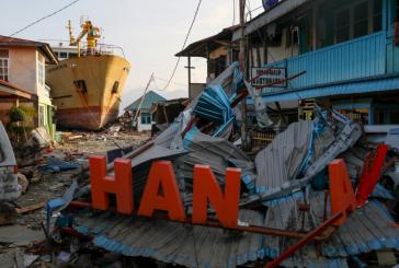 Почему цунами в Индонезии настолько разрушительны