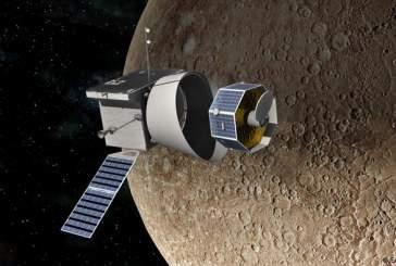 К Меркурию отправлен космический зонд в рамках 7-летней миссии BepiColombo
