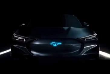 Ford показал на видео гибридную версию Mustang