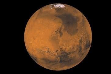 Кислорода на Марсе должно хватить для поддержания подземной жизни