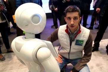 Робот Pepper выступит в британском парламенте