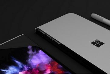 Microsoft оснастит свой новый смартфон тремя гибкими экранами