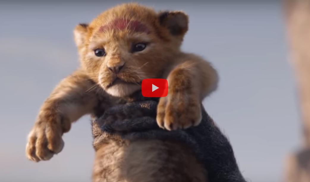 Студия Walt Disney показала тизер к ремейку «Короля Льва»