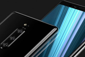 Появились первые рендеры смартфона Sony Xperia XZ4 с тройной камерой