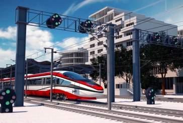 В РЖД создали концепт первого российского высокоскоростного поезда