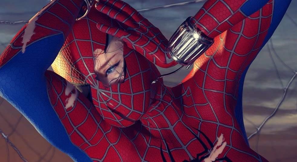 Сони  Pictures готовят фильм про Женщину-паука