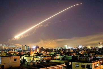 ПВО Сирии отразила авиаудар неподалеку от аэропорта Дамаска