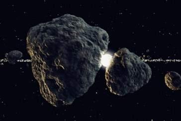Аппарат OSIRIS-REx обнаружил следы воды на астероиде Бенну