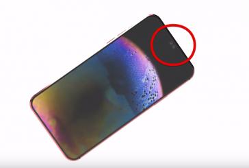 Появилось видео с концептом «дырявого» iPhone XI