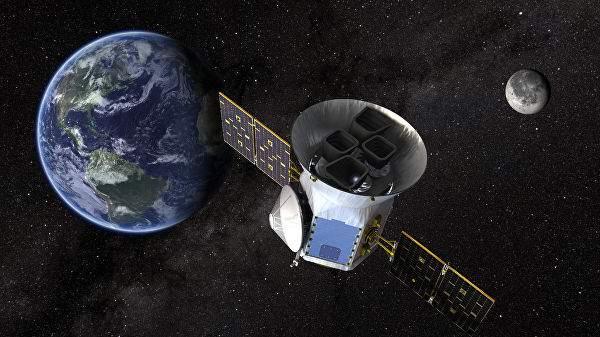 Спутник НАСА TESS нашел еще одну экзопланету в 23 раза тяжелее Земли