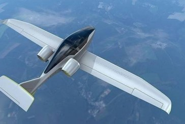 Rolls-Royce создаст сверхбыстрый электросамолет