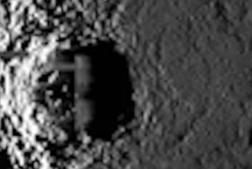 Уфолог нашел на поверхности Меркурия черную инопланетную структуру