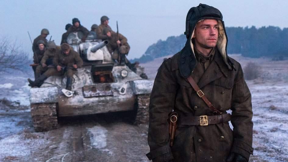 Картина «Т-34» вновь возглавила российский кинопрокат