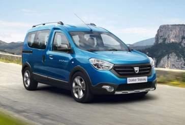 Renault собирается привезти в Россию новый Dokker Stepway