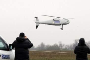 В ОБСЕ сообщили о потере беспилотника в результате обстрела в Донбассе