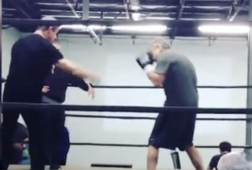 Сталлоне опубликовал видео боксерского спарринга с Де Ниро