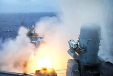 ВМС США испытали гиперзвуковые снаряды