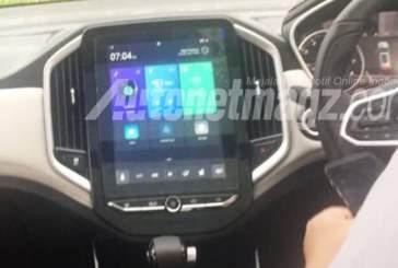 Опубликован снимок салона Chevrolet Captiva нового поколения