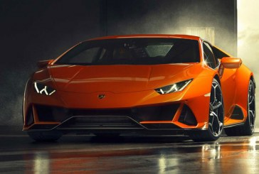 Lamborghini показала обновленный суперкар Huracan Evo