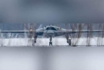 В Сети появилось первое фото ударного беспилотника С-70
