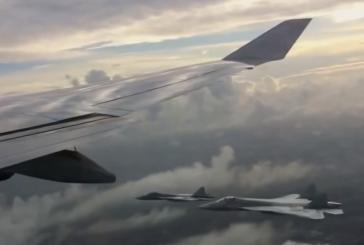 В России разрешат сбивать нарушившие границу самолеты с пассажирами