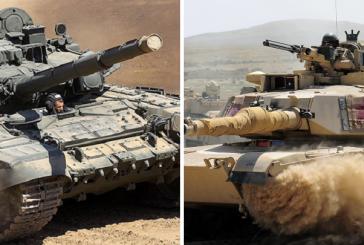 В Египте указали на превосходство Т-90МС над M1A1 Abrams