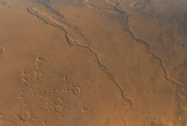 Ученые обнаружили на Марсе следы древних рек