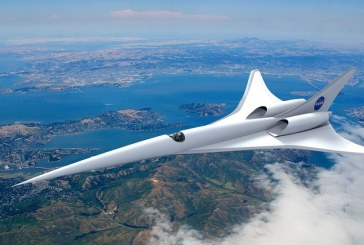 Американские инженеры снизят шум от сверхзвукового самолета на 30%
