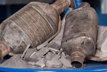 Поговорим об утилизации автомобильных катализаторов