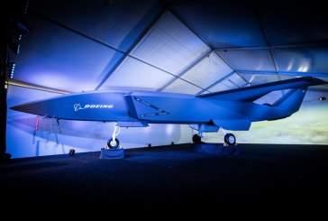 Boeing показал концепт военного беспилотника с искусственным интеллектом