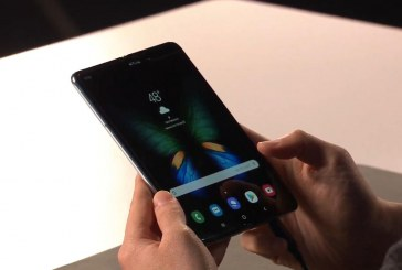 Стала известна дата начала продаж смартфона Samsung с гнущимся экраном