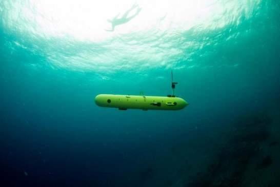 NASA испытало новейший глубоководный дрон Orpheus