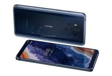 Стоимость Nokia 9 PureView с 5 камерами составит 600 евро