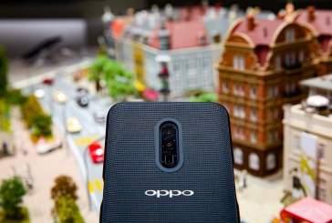 Компания Oppo показала смартфон с поддержкой 5G